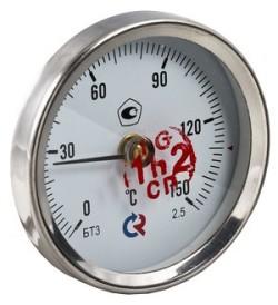 Термометр БТ-30-150  Dy63 накладной   0-150*