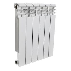 Биметаллический радиатор ROMMER Profi BM 500/6 секций