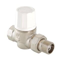 """Клапан термостатический VALTEC повышенной пропускной способности прямой, 1/2"""""""
