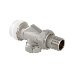"""Клапан термостатический VALTEC для радиатора угловой с осевым управлением 1/2"""""""