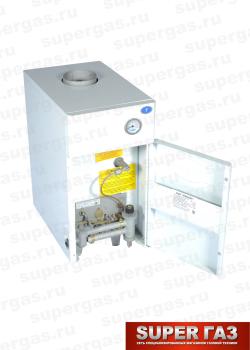 Газовый напольный котел Мимакс КСГ-7 с термогидравлической автоматикой (одноконтурный)