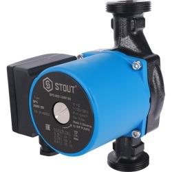 SPC-0001-2560180 STOUT Насос циркуляционный 25/60-180