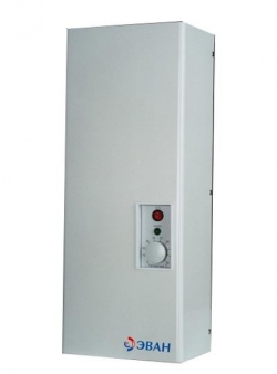 Электроотопительный котел ЭВАН С1-6 Класс Стандарт