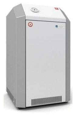 Газовый напольный котел Лемакс серия Премиум КСГ-16 со стальным теплообменником