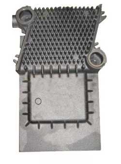 Левый боковой сегмент Viessmann Vitogas 7824752