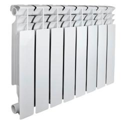 Алюминиевый радиатор VALFEX OPTIMA 350 (8 секций)