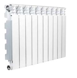 Алюминиевый радиатор Fondital EXCLUSIVO B3 500/100 (12 сек)