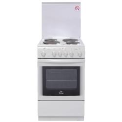 Электрическая плита De Luxe 5004.10э крышка