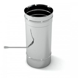 Шибер Ferrum (430/0,5 мм) Ø120