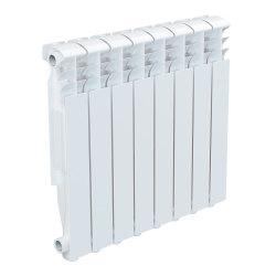 Алюминиевый радиатор Lammin ECO AL500/80 8 секций