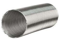Гофра алюминиевая Д 80
