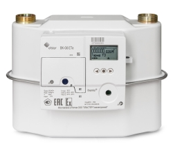 Cчётчики газа BK themis, Арзамас, с GPRS-модемом и электронной термокомпенсацией.