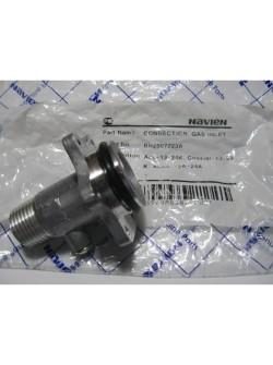Патрубок соединения газовой арматуры ВН2507223А
